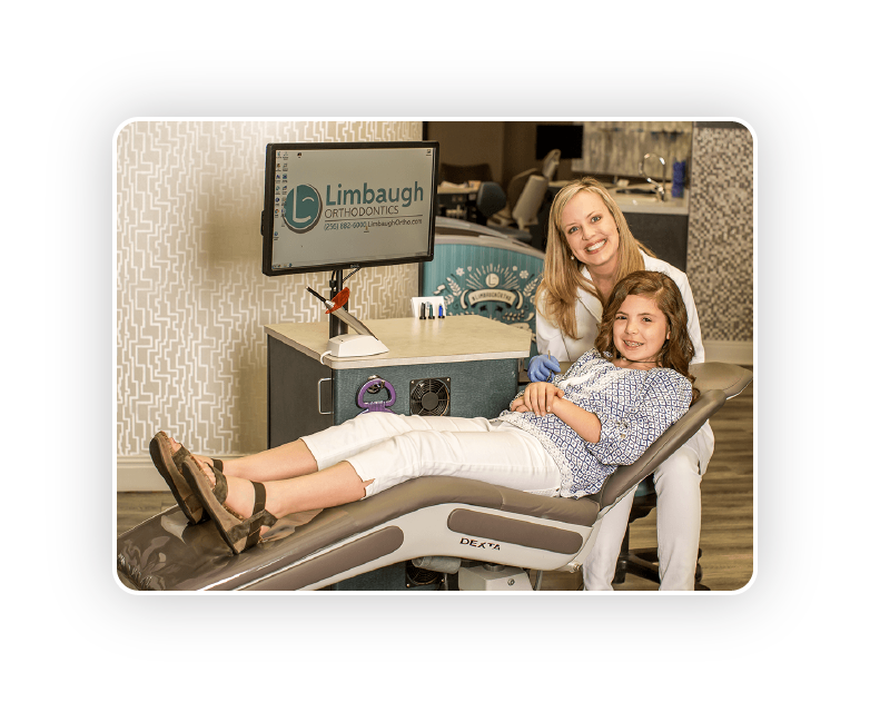Marketing for orthodontists client with patient